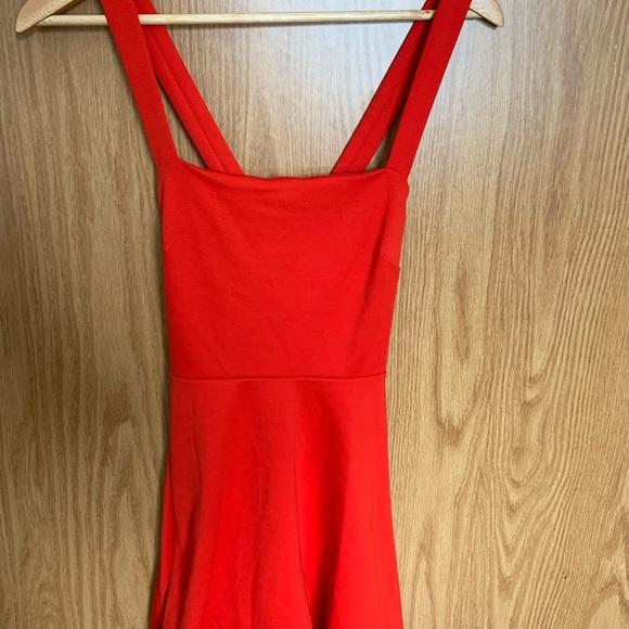 Forever 21 Dresses & Skirts - Red Mini Dress